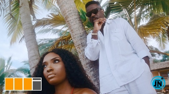 VIDEO: Sarkodie – Lucky ft. Rudeboy