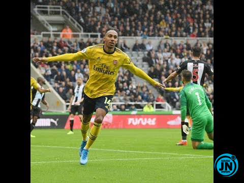 Newcastle United vs Arsenal 0-1 All Goals & Highlights