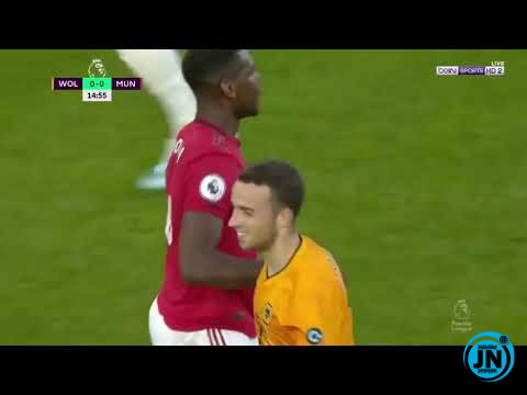 Wolves vs Manchester United 1-1 – All Goals & Highlights