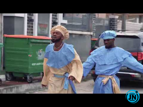 COMEDY VIDEO: Broda Shaggi - The Prophet