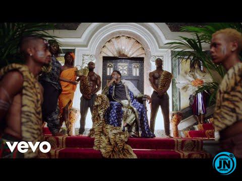 Shakka - Too Bad Bad ft. Mr Eazi