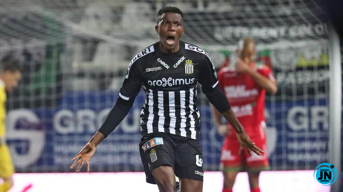 Victor Osimhen Scores on debut for Lille in their big win over Nantes