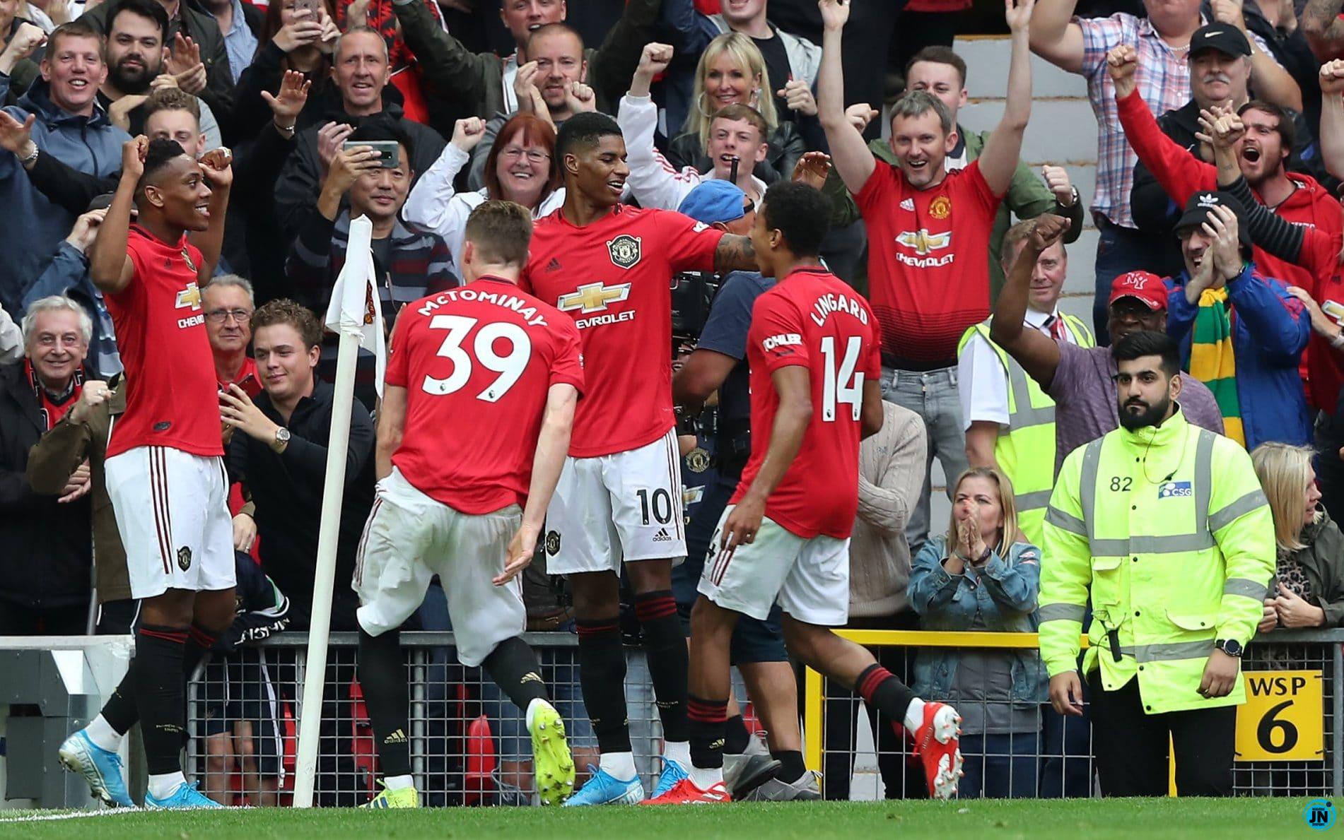 EPL VIDEO: Manchester United vs Chelsea 4-0 Highlights & Goals 11/08 ...