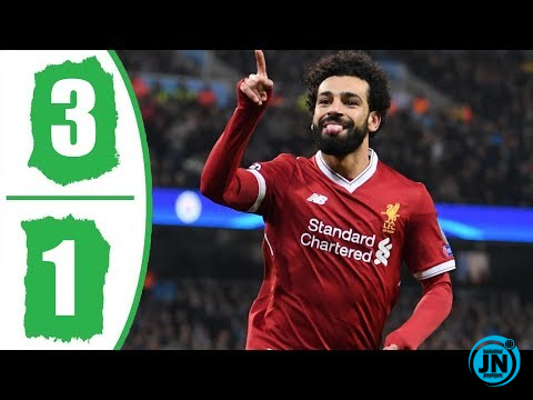 Liverpool vs Newcastle United 3-1 All Highlights & Goals
