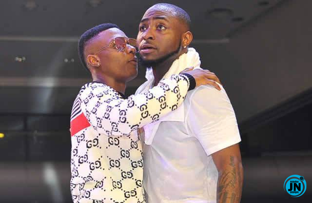 Wizkid is a legend and an Icon - Davido