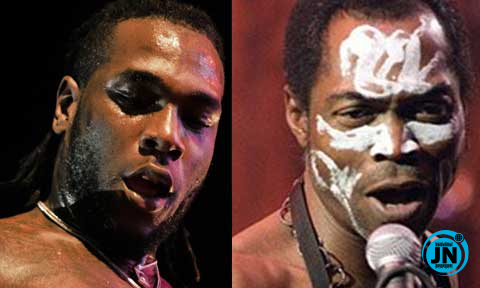 Could Burna Boy be Related To Fela Kuti?