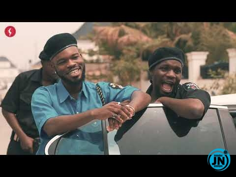 [JustNaija.com]0 3 - COMEDY VIDEO: Broda Shaggi And Officer Woos Caught By The Real Officers